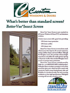 Better Vue® Insect Screen