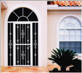 Screen Doors Traditional Styles