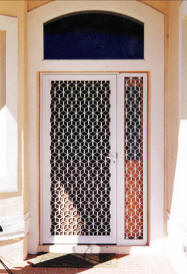 Security Series Screen Doors