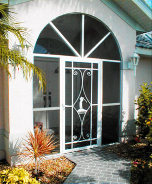 Sport Series Screen Doors