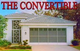 The Convertible Garge Screen