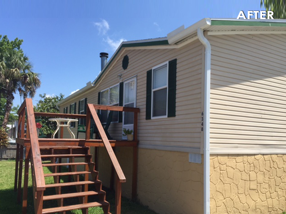 House Gutters Before Amp After Gallery Specialized