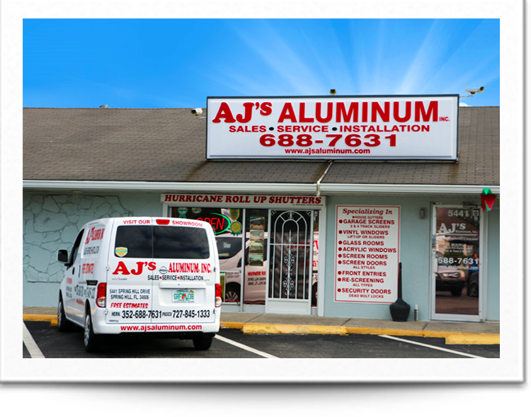 Specialized Aluminum Products Aj S Aluminum Inc