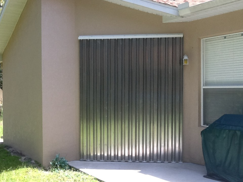 Hurricane Shutters & Hurricane Shutters Photo Gallery | Specialized Aluminum Products ...