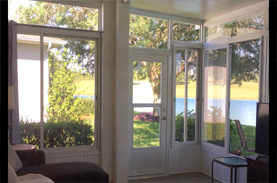 Acrylic and Glass Windows