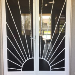 Welded Security Screen Doors -November 2016 -2-After